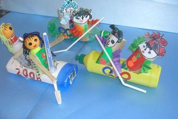 作业标题: 幼儿园玩教具制作