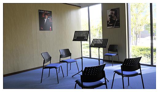 音乐教室创意设计分享展示